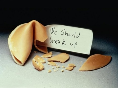signs of breaking up relationship