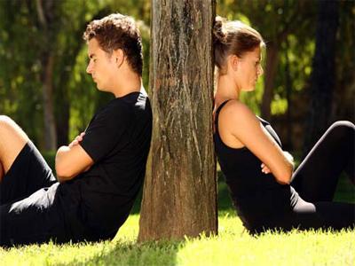 Dating versus a relationship break up